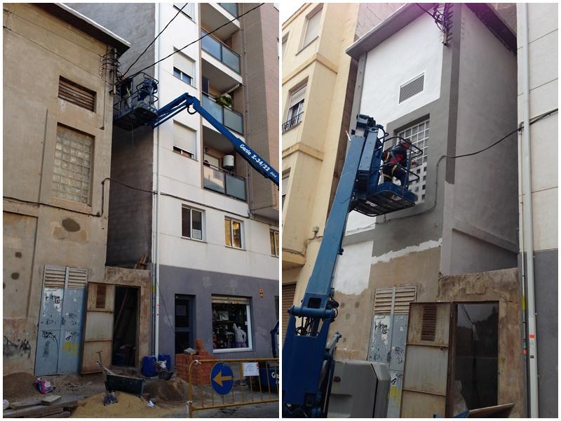 Empresa de rehabilitaciones en Castellón